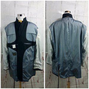 Vicci Uomo Suits & Blazers - Vicci Uomo Italian Design 60L Navy Blue 2pc Suit